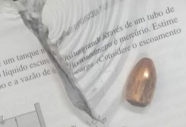 Livro salva aluno de ser atingido em chacina em Fortaleza