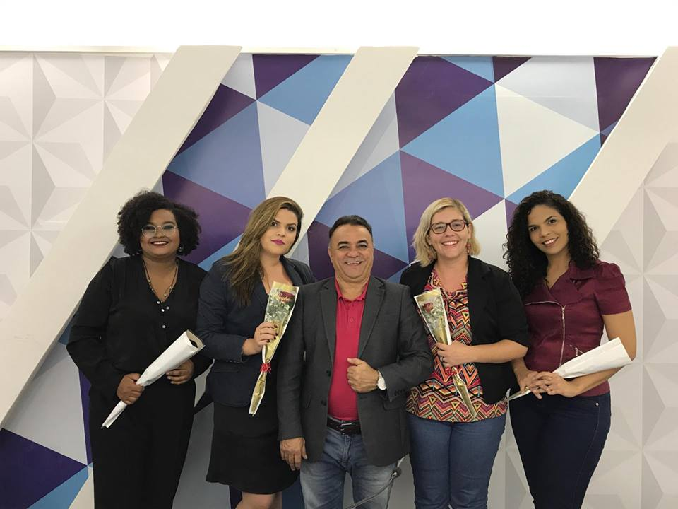debate mulheres polêmica paraíba - VEJA VÍDEO: Master News reúne jornalistas para debaterem desafios das mulheres na sociedade