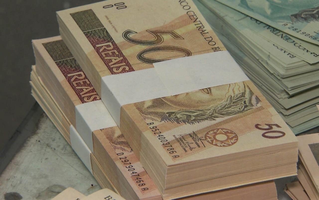 dinheiro - Polícia descobre 'fábrica' de dinheiro em casa e prende 2