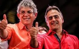 RESULTADO PARCIAL: Enquete aponta que povo paraibano quer Cartaxo ao lado de Ricardo Coutinho