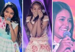Semifinal do The Voice Kids vai ser transmitido em telão no Manaíra Shopping