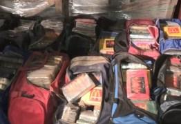 Polícia apreende 1,5 tonelada de cocaína em operação nesta sexta-feira