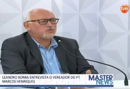 VEJA VÍDEO: Marcos Henriques pede que o judiciário seja mais imparcial e classifica Bolsonaro de dissimulado
