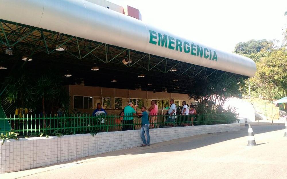 emergencia - Bebê de dois meses agredido pelo pai tem morte cerebral