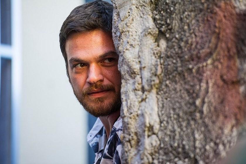 emilio dantas - Ator global sofre acidente durante gravações de nova novela das 21h