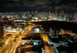 Após apagão, energia elétrica é restabelecida em João Pessoa