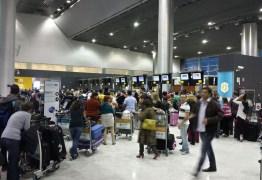 Cerca de 1 milhão de passageiros vão transitar em 14 aeroportos no feriado