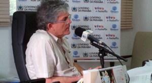 fala 300x165 - VEJA VÍDEO: Governador Ricardo anuncia concurso público com mil vagas para a segurança pública