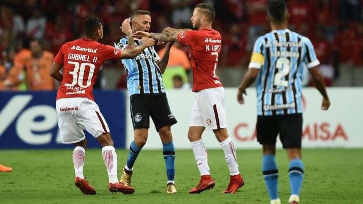 grenal - Inter vence, mas Grêmio se classifica à semifinal do Campeonato Gaúcho