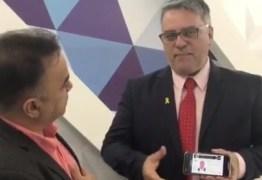 EXCLUSIVO: Polêmica Paraíba apresenta a nova CNH Digital que vai entrar em vigor na PB; Veja vídeo e fotos