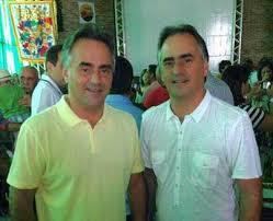 irmãos  - AS CANDIDATURAS DE LUCÉLIO CARTAXO: Se Lucélio pretende disputar o Senado abandone o blefe e a firula - Por Flávio Lúcio