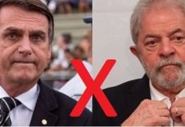 """Lula e Bolsonaro: """"Candidatos a presidente não têm compromisso com o interesse público"""", diz cientista político; VEJA VÍDEO"""