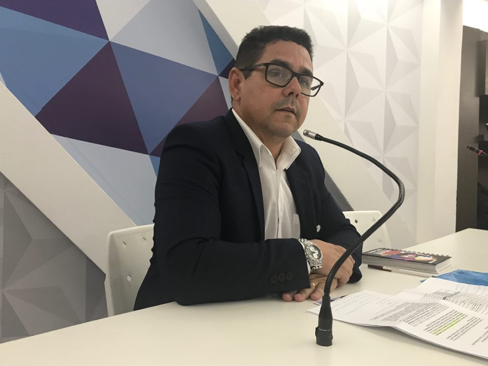 marcelo alves presidente sindicato bancarios - VEJA VÍDEO: Gutemberg Cardoso entrevista Marcelo Alves sobre realidade dos bancários paraibanos