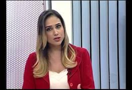 VEJA VÍDEO: Apresentadora da Globo fala palavrão ao vivo