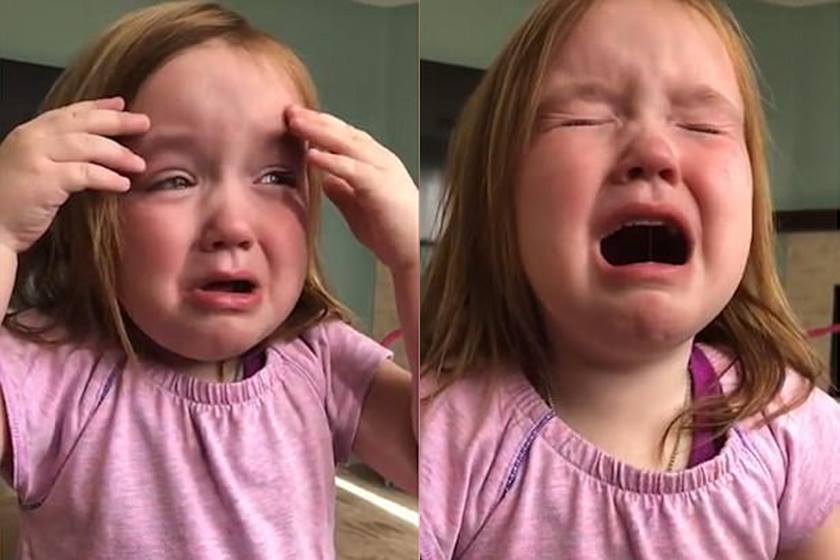 menina waffle.jpg - Menina vai às lágrimas porque não consegue parar de sonhar com waffle