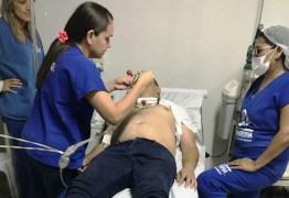 Repórter Emerson Machado (Mofi) é internado com suspeita de infarto – VEJA FOTOS  E VÍDEO