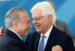JUNTINHOS: Moreira Franco e Temer ficarão presos juntos de Pezão em sede da PM no RJ
