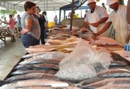 Semana do Pescado começa nesta terça-feira no Cecaf, em João Pessoa