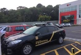 """Polícia Federal deflagra operação """"Pedra no caminho"""""""