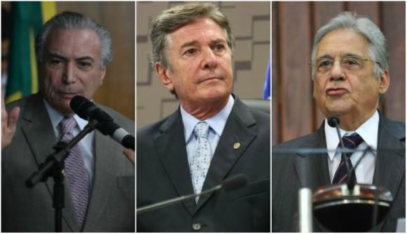 políticosdesaprovados - Pesquisa aponta Temer, Collor e FHC como políticos com maior desaprovação popular