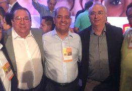 Nonato, Bruno Farias e Arthur Bolinha participam de Congresso Nacional do PPS