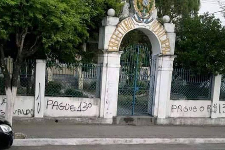 prefeitura de santa rita - JUSTIÇA: Greve dos servidores de Santa Rita é suspensa por ser considerada ilegal