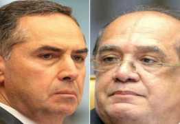 Ministro Luís Roberto Barros rebate críticas de Gilmar Mendes, 'Não troco mensagens amistosas com réus'