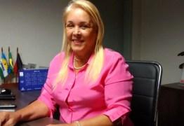Ex-prefeita de Conde é presa acusada de lavagem de dinheiro e levada para a sede do GOE
