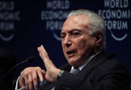 Temer critica ameaça a Fachin e tiro a grupo de Lula: 'É uma pena'