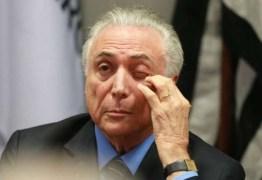 Planalto vê cerco a Temer e 3ª denúncia mais próxima