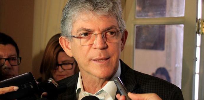 1510604900630 ricardo coutinho - 'SEM ENVERGADURA MORAL': Ricardo Coutinho acusa Walber Virgolino de relações perigosas com facções no Rio Grande do Norte - OUÇA