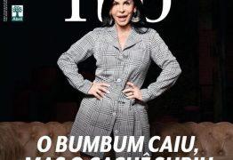 """Revoltada, Gretchen detona jornalista e capa de revista: """"Você é o verdadeiro Judas"""""""