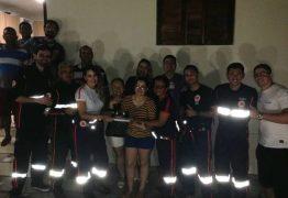 Equipe do Samu da cidade de Mamanguape abandona posto de trabalho para comemorar aniversário da chefe; VEJA VÍDEOS