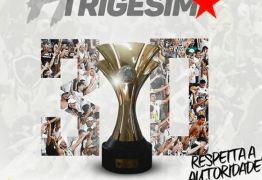 FIM DE CAMPEONATO: Botafogo-PB vence o Campinense e conquista o bicampeonato paraibano
