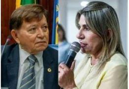 Deputado João Henrique e ex-prefeita de Monteiro Edna Henrique confirmam filiação ao PSDB