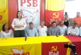 BAIXA NA OPOSIÇÃO:  PC do B entrega cargos na gestão de Cartaxo e desembarca na candidatura de João Azevedo – VEJA VÍDEO