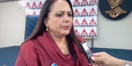 Lídia Moura - SEGUINDO VENEZIANO: Lídia Moura defende oposição unida para disputar Prefeitura de Campina Grande