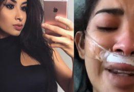 Nara Almeida recebe apoio dos fãs após relatar nova complicação no tratamento
