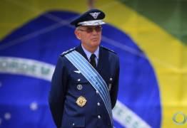 Comandante da aeronáutica afirma que democracia e integridade institucional serão testadas hoje