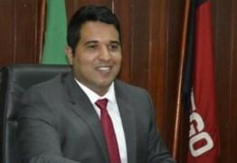 Presidente afastado retorna à presidência da Câmara de Santa Rita