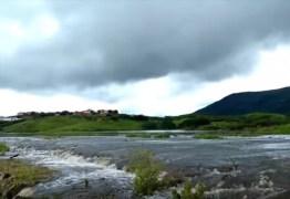 Chuvas fazem barragens sangrar no Sertão da Paraíba – VEJA VÍDEO