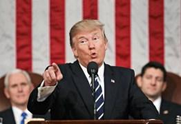 """Trump avisa que mísseis """"estão a caminho"""" da Síria"""
