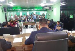 Câmara Municipal de Bayeux cassa mandato do vice-prefeito Luiz Antônio