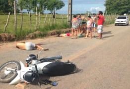 FATALIDADE: casal morre em grave acidente em contorno da Praia do Sol