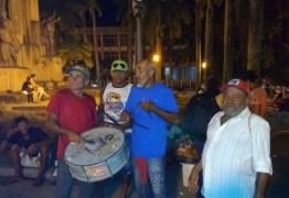 MST monta acampamento em apoio a Lula na Praça dos Três Poderes em JP