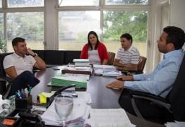 Em visita ao Dnit, prefeito solicita celeridade nas obras de adequação da BR-230 no bairro do Poço