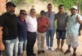Deputado federal Rômulo encontra com prefeito e vereadores em Pirpirituba