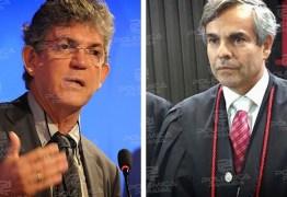 Ricardo vai para o confronto público com o TJ? – Por Adriana Bezerra