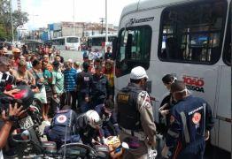 VEJA VÍDEO: Adolescente é atropelado na Lagoa por ônibus