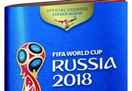 Estudo mostra que completar o álbum da Copa 2018 está 115% mais caro que em 2014